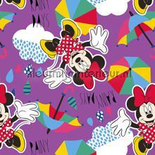Minnie Mose in the rain gordijnen Kleurmijninterieur meisjes