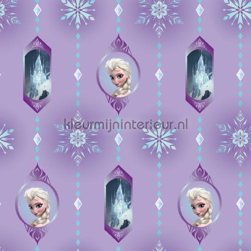 Elsa from Frozen gordijnen Kidz Kleurmijninterieur ...