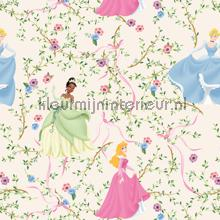 Princesses and flowers curtains Kleurmijninterieur ready made