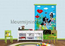 Molletje in de tuin curtains Kleurmijninterieur boys