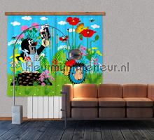 Molletje in de tuin cortinas Kleurmijninterieur nuevas colecciones