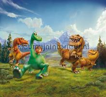 Little dinosaur gordijnen Kleurmijninterieur jongens