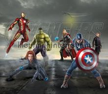 Avengers curtains Kleurmijninterieur boys
