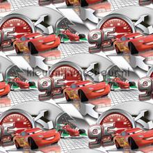 Cars Francesco Bernoulli gordijnen Kleurmijninterieur jongens