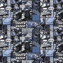 Darth Vader curtains Kleurmijninterieur teenager