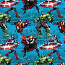 Hulk Avengers curtains Kleurmijninterieur teenager
