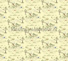 Classic Pooh cortinas FCS XL 4347 meninos Kleurmijninterieur
