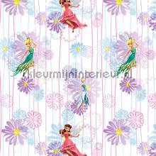 Fairies and flowers gordijnen Kleurmijninterieur meisjes
