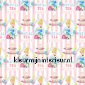 Cinderella royal tea children's curtains