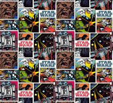 Star wars curtains Kleurmijninterieur boys