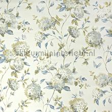 Abbeystead Fabric Porcelain gordijnen Prestigious Textiles romantisch