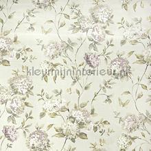 Abbeystead Fabric Hydrangea gordijnen Prestigious Textiles romantisch