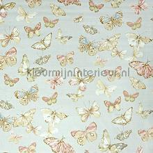 Briarfield Fabric Eau De Nil gordijnen Prestigious Textiles romantisch