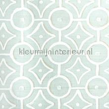 Longridge Fabric Eau De Nil gordijnen Prestigious Textiles romantisch