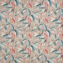 Ventura flamingo rideau Prestigious Textiles romantique