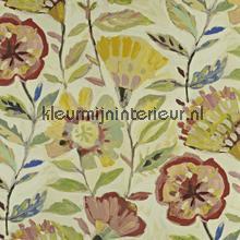 Fandango Hibiscus rideau Prestigious Textiles stress