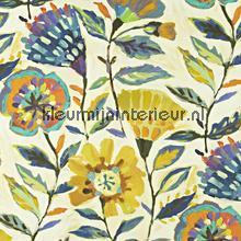 Fandango Rainforest rideau Prestigious Textiles stress