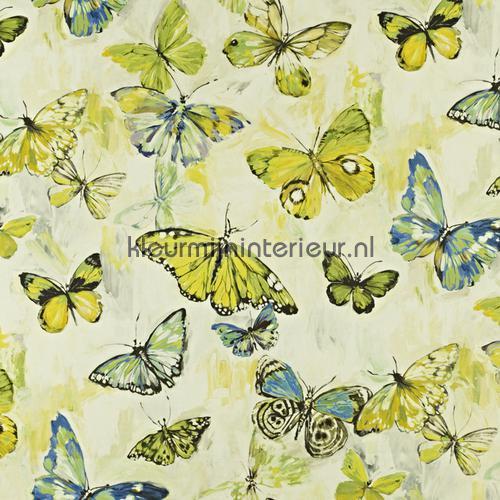 Butterfly Cloud Mojito curtains 8567-391 Butterflies - Birds Prestigious Textiles