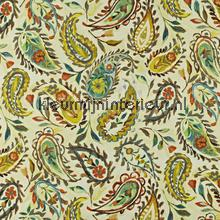 Calypso Pineapple cortinas Prestigious Textiles romántico