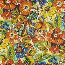 Tropical Garden Tropical rideau Prestigious Textiles stress