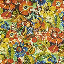 Tropical Garden Tropical cortinas Prestigious Textiles quadrado