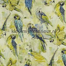 Macaw Mojito gordijnen Prestigious Textiles romantisch