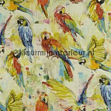 Macaw Tropical gordijnen Prestigious Textiles romantisch