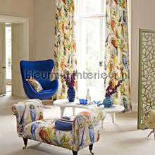 Macaw Rainforest gordijnen Prestigious Textiles romantisch