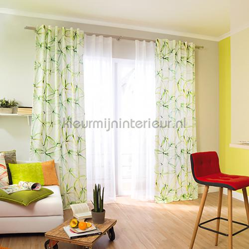 May Limoengroen curtains 4333-22 teenager Indes