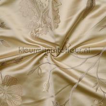 Mekong Planten Goud Beige gordijnen Eijffinger romantisch