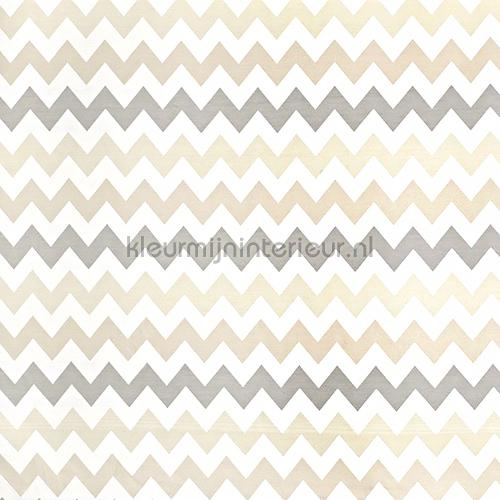 Graphix Natural gordijnen 3520-005 Gordijnstof Top 15 Prestigious Textiles