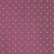 Key Fuchsia gordijnen Prestigious Textiles modern