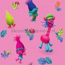 Moviestars Sunhairy Pink gordijnen Fuggerhaus meisjes