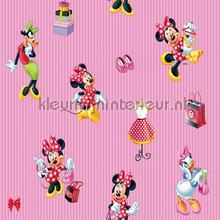 Moviestars Sunshope Pink gordijnen Fuggerhaus Baby Peuter