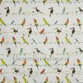 Toucan Talk curtains Prestigious Textiles teenager