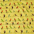 Toucan Talk curtains Prestigious Textiles ready made