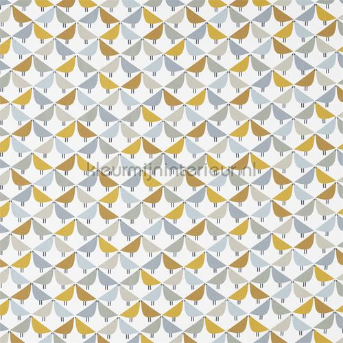 Lintu gordijn curtains 120586 Butterflies - Birds Scion