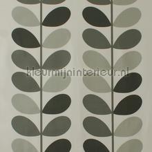 Multi stem warm grey cortinas Eijffinger retro
