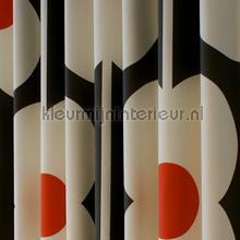 abacus flower tomato gordijnen eijffinger retro