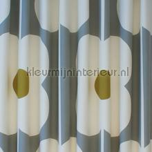 Abacus flower olive curtains Eijffinger Curtains room set photo's