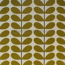 Two color stem olive cortinas Eijffinger romântico