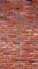 Bakstenen muur rideau Kleurmijninterieur garçons