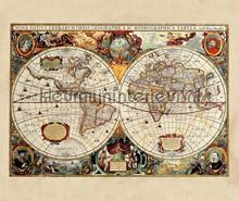 Antique world gordijnen Kleurmijninterieur modern