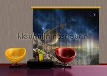 Other planets curtains Kleurmijninterieur teenager