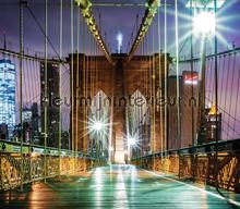 On the bridge curtains Kleurmijninterieur cities