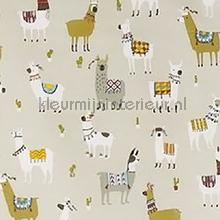 Alpaca canvas curtains Prestigious Textiles animals