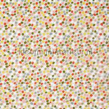 Dot to dot coral curtains Prestigious Textiles teenager