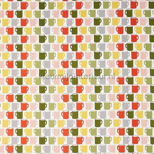 mug of tea coral gordijnen 5072-406 Interieurvoorbeelden gordijnen Prestigious Textiles