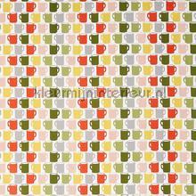 mug of tea coral vorhang Prestigious Textiles Pick N Mix 5072-406