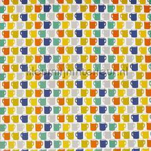 mug of tea citron vorhang Prestigious Textiles Pick N Mix 5072-524
